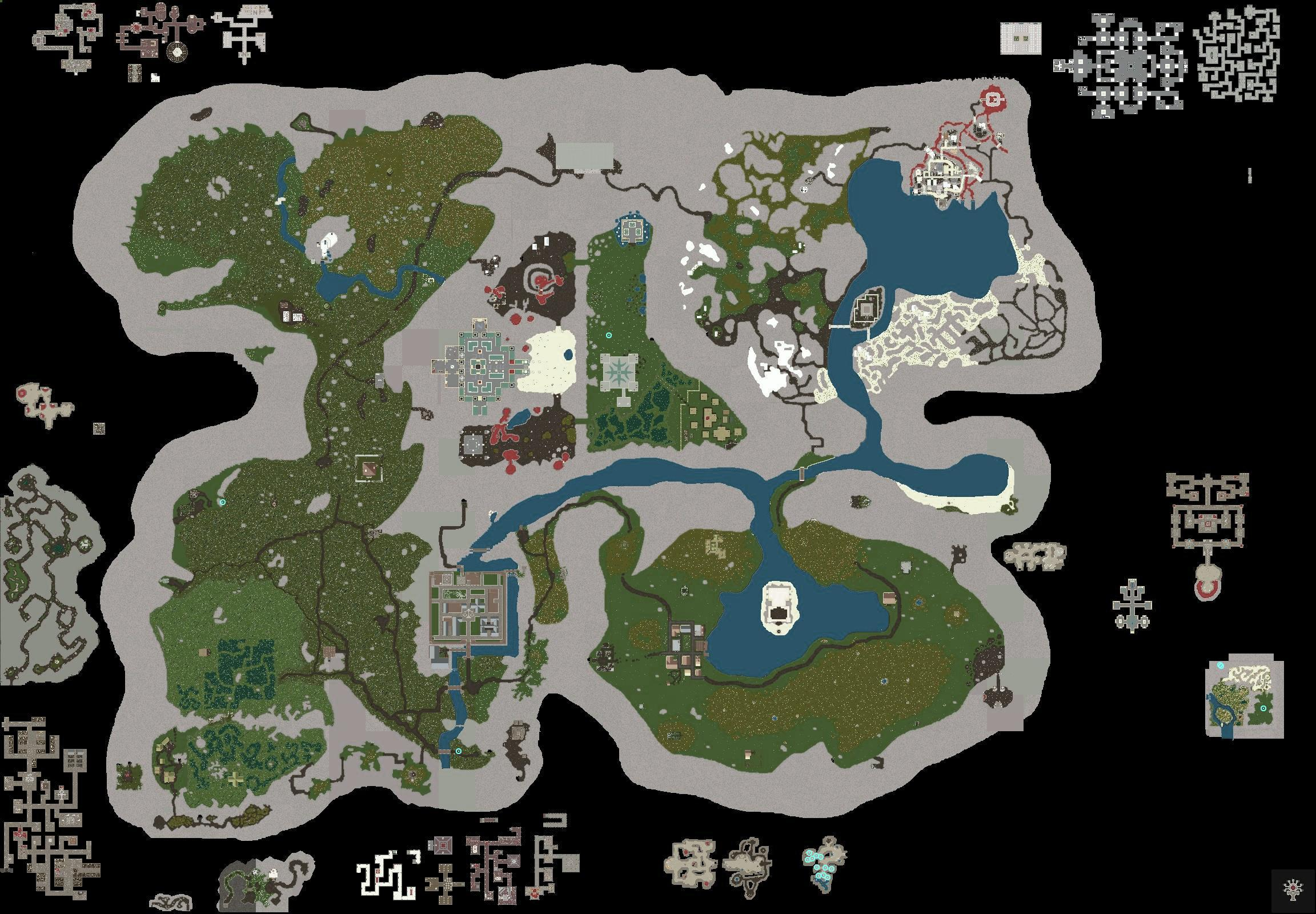 Ultima Online Ultima Online World Maps The Abyss The Abyss