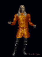 The Abyss. Ultima Online: Tunic of Fire