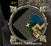 Ultima Online: West Delucia - exit to Dungeon near Trinsic