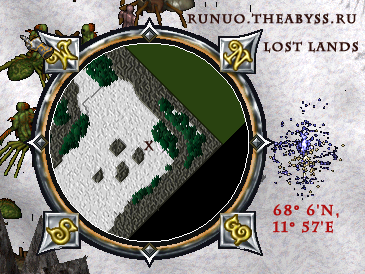 Ultima Online: Lost Land local portal