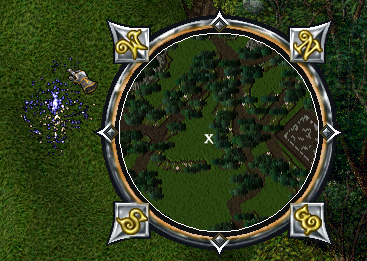 Ultima Online: Lost Land portal to Nord