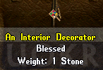 Ultima Online: Interior Decorator