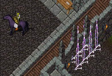 Сервер Ultima Online. The Abyss