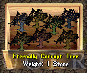 Ultima Online: Eternally Corrupt Tree