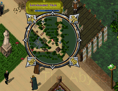 Ultima Online: Lorekeeper Calendor the Keeper of Tradition