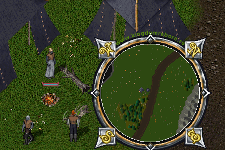 TheAbyss. Malas: Broken Mountains Brigand Camp. Ultima Online