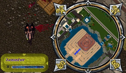 Ultima Online. Квест Gathering Evidence