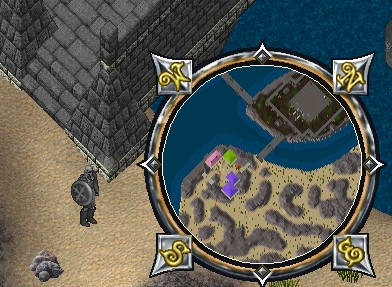 Ultima Online: Stygian Abyss: Speckled scorpion