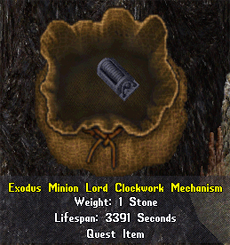 Ultima Online: Clockwork Mechanism