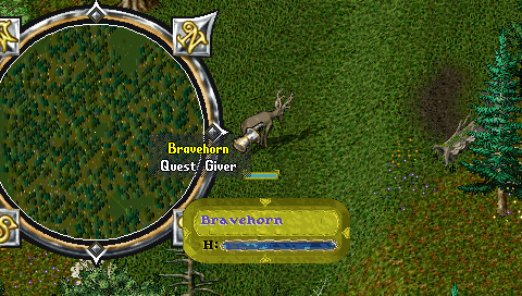 TheAbyss: Ultima Online: Bravehorn the Great Heart