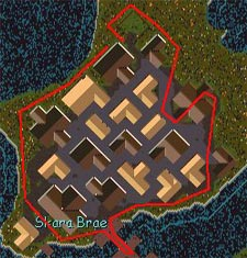 The Abyss. Ultima Online: Skara Bra